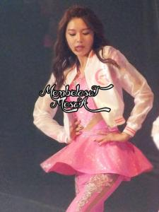 Sooyoung during IGAB